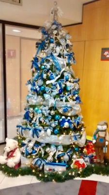 Arvore de Natal Bradesco