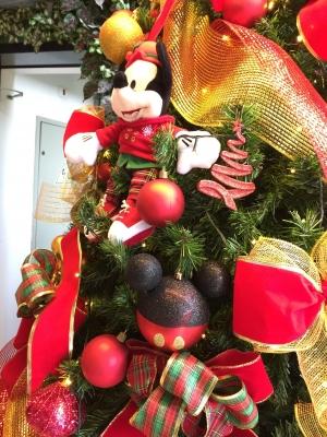 Arvore de natal do Mickey
