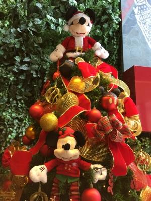 Arvore de Natal Mickey