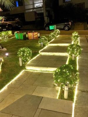 Decoração de natal jardim - Aluguel decoração de natal